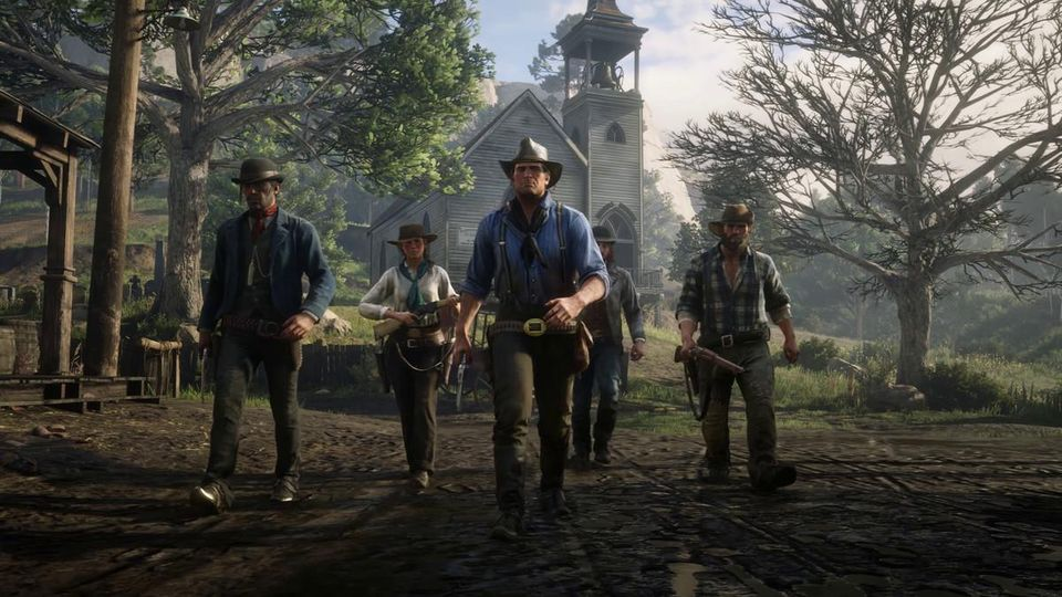 Download Red Dead Redemption 2 On Pc | Pc Games