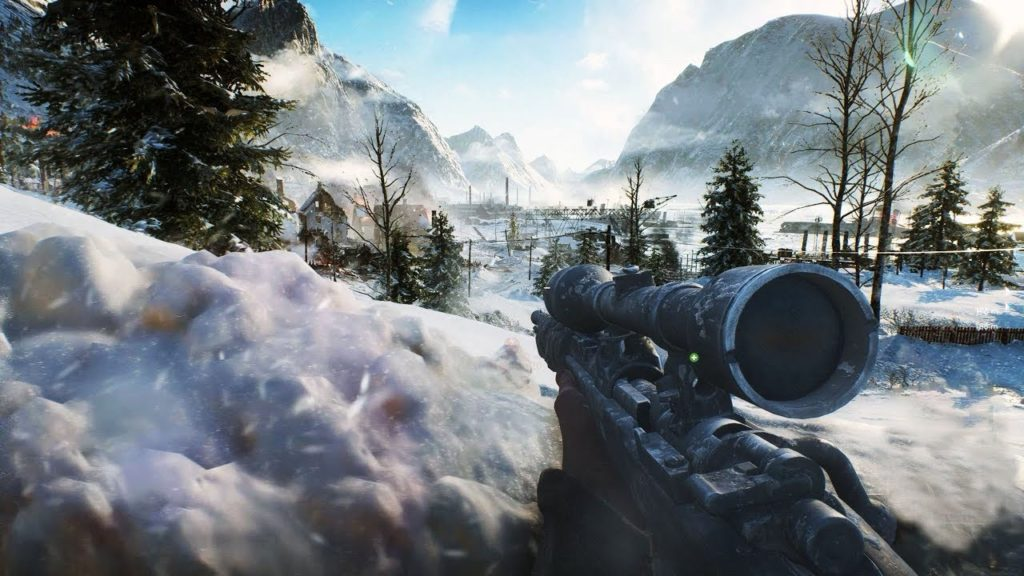 Battle Field V gameplay