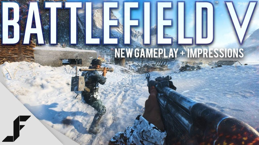 Battle Field V gameplay