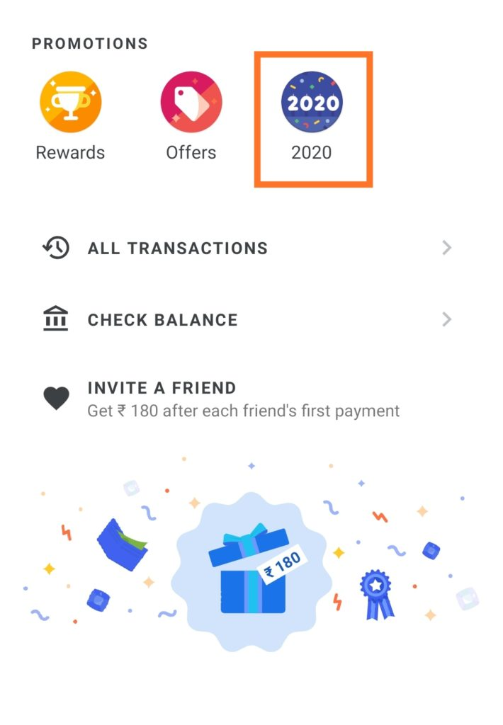 Google Pay Cake Offer