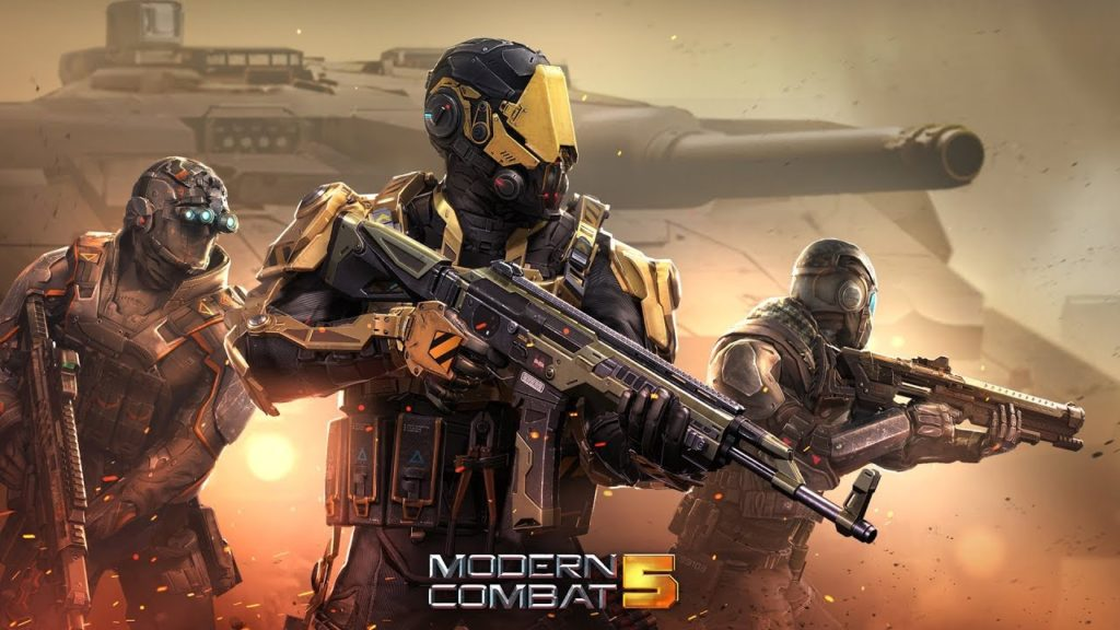 Download Modern Combat 5