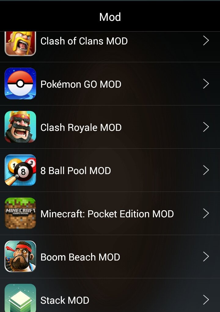 Hack Games In Android
