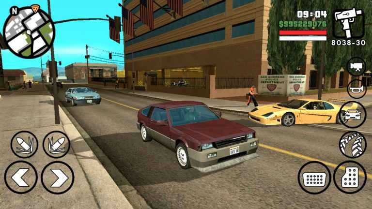 Highly Compressed Gta San Andreas Game For Mobile Only In 4mb