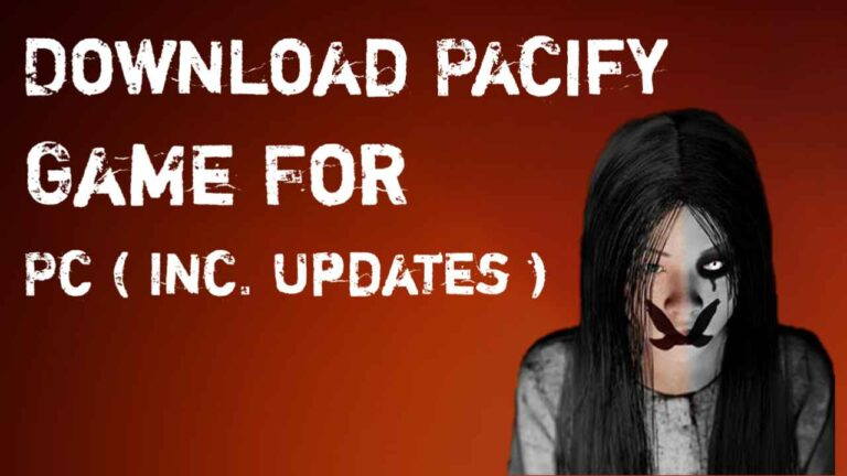 Pacify Game