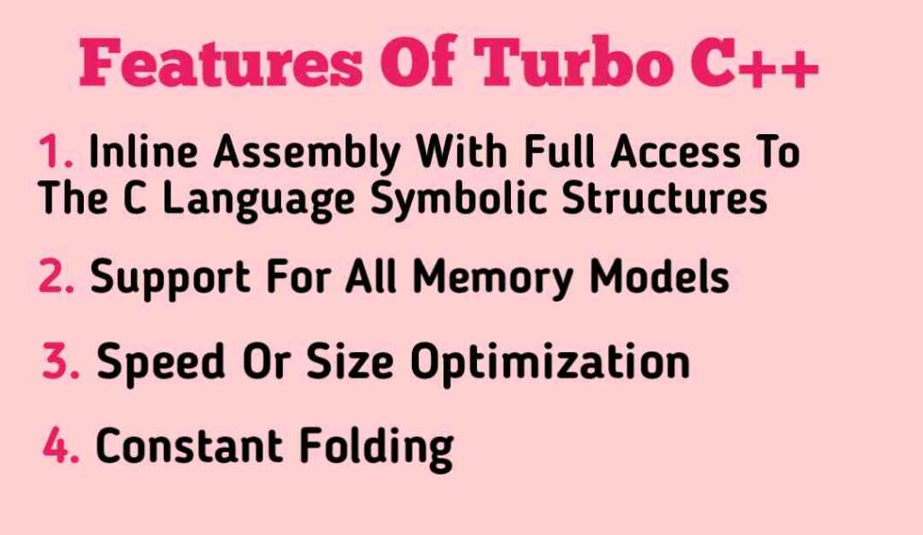Turbo C++ 4.5 For Windows 10