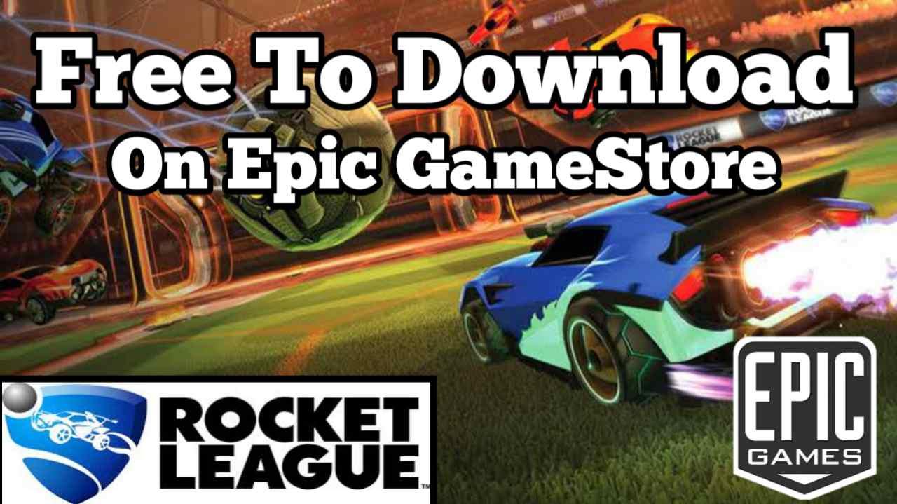 Rocket League Free Download