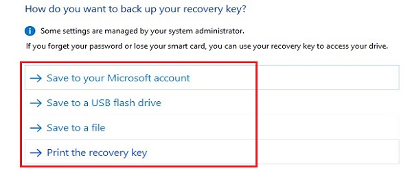 How To Lock Drive in Windows 10