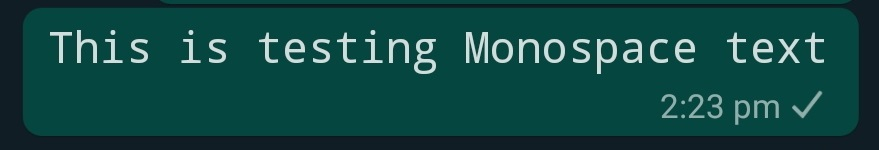 How To Change WhatsApp Font Style