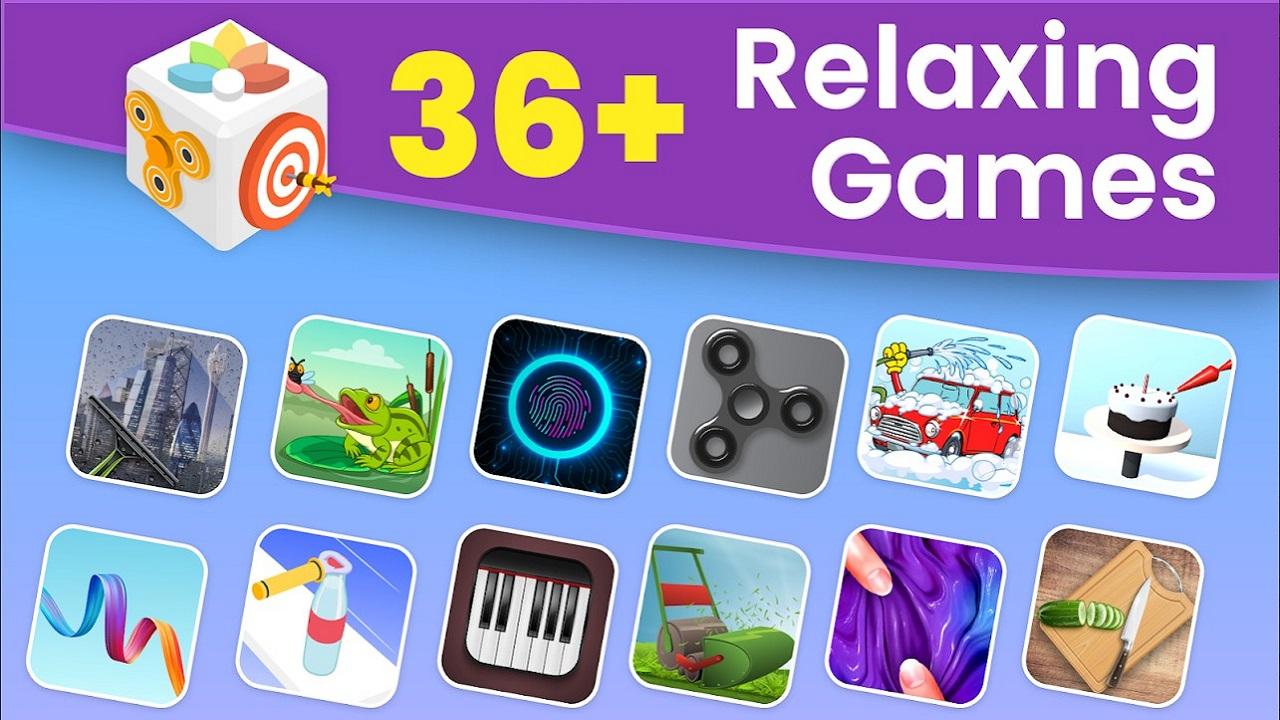 Calming Mobile Games