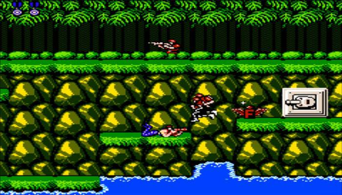 Contra Game Download